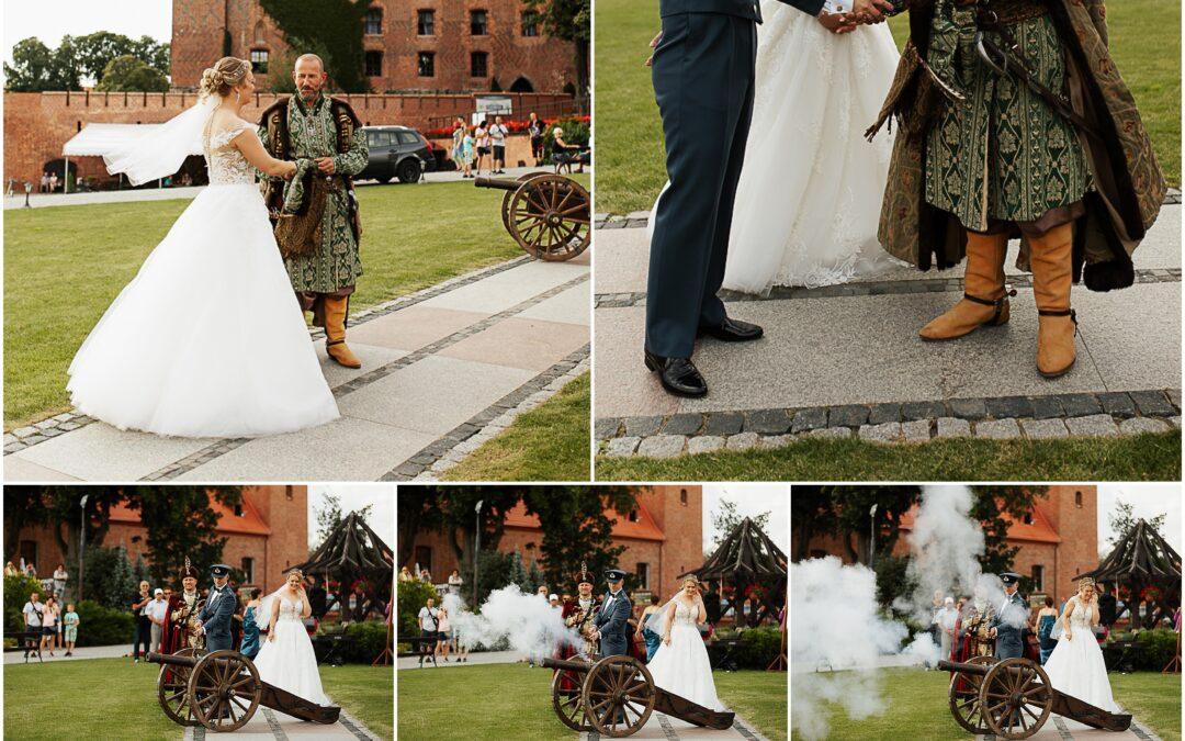 Ślub Zamek Gniew