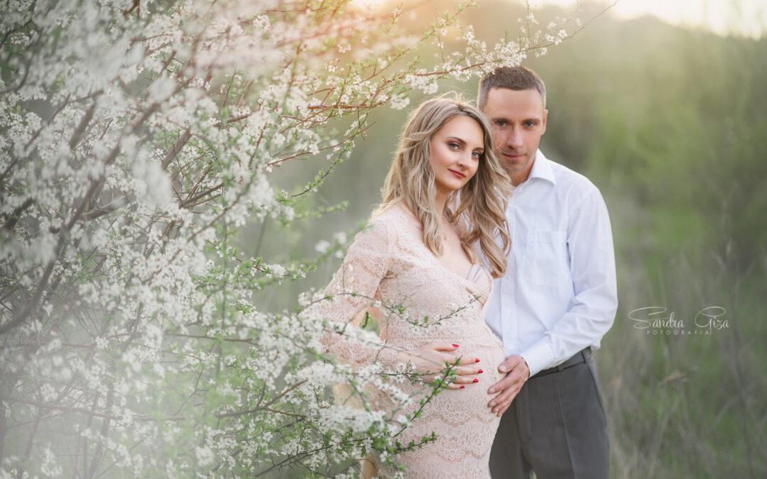 Plener Ciążowy Babie Doły Gdynia